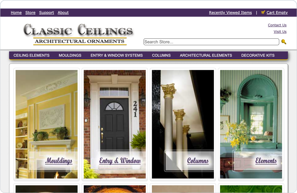 Case Study - Classic Ceilings